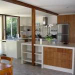 Rock on Wood Kitchens